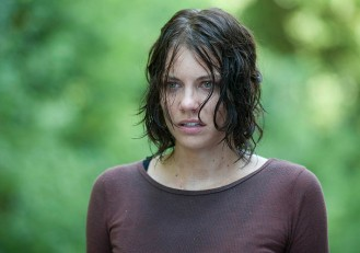 Maggie Greene (Lauren Cohan) - The Walking Dead _ Season 4, Episode 10 - Photo Credit: Gene Page/AMC