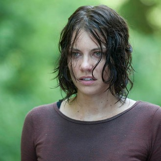 Maggie Greene (Lauren Cohan) - The Walking Dead _ Season 4, Episode 10 - Photo Credit: Gene Page/AMC