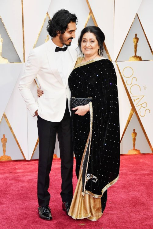 dev-patel-his-mother-2017-oscars