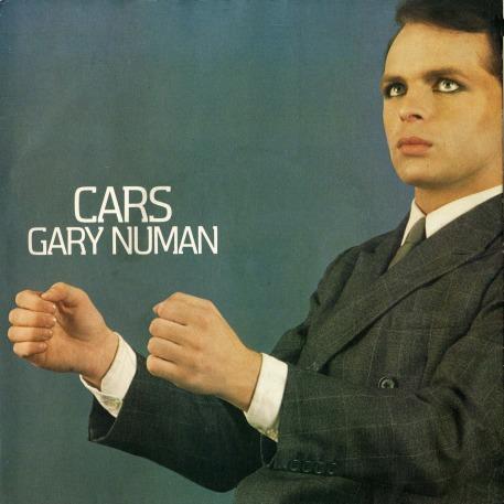 Gary Numan. Cars