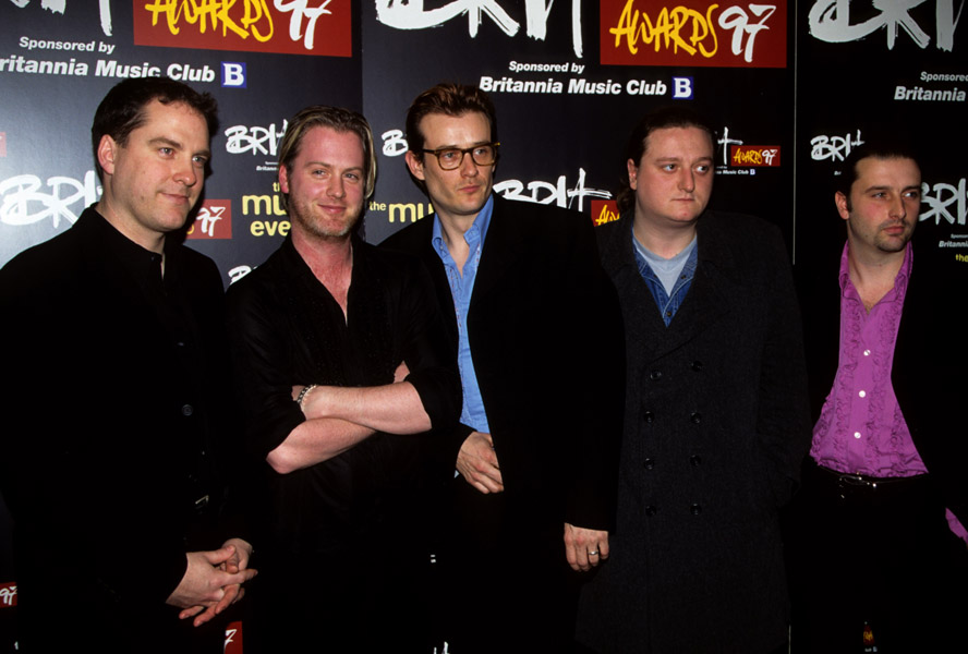 Brit Awards Nominations Launch Party 1997