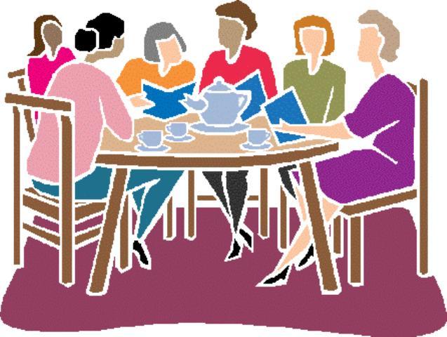 Vrouwen-ochtend-kring