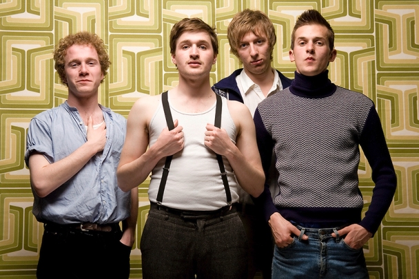 Wild Beasts - Portraits