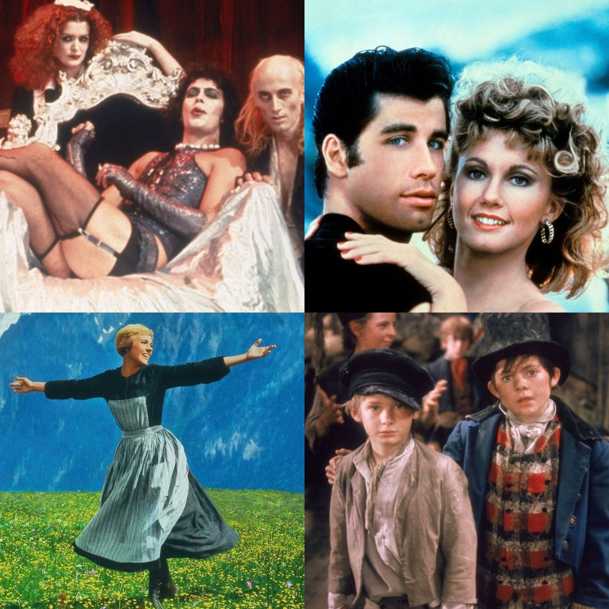 Top Tunes From Musicals