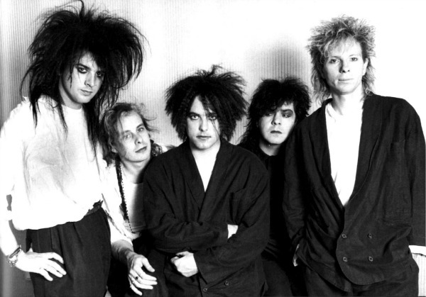 Top 15 The Cure Tunes
