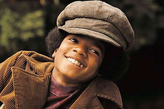 Undated handout photo of Michael Jackson from his days as part of The Jackson 5